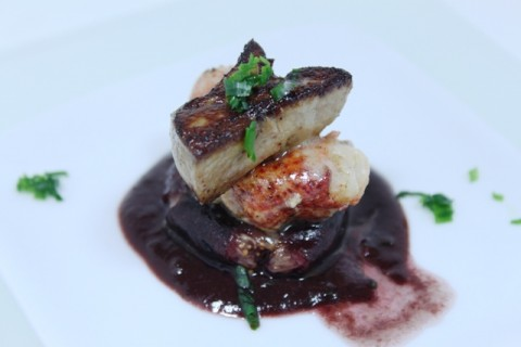 Sauteed Duck Foie Gras Recipes — Dishmaps