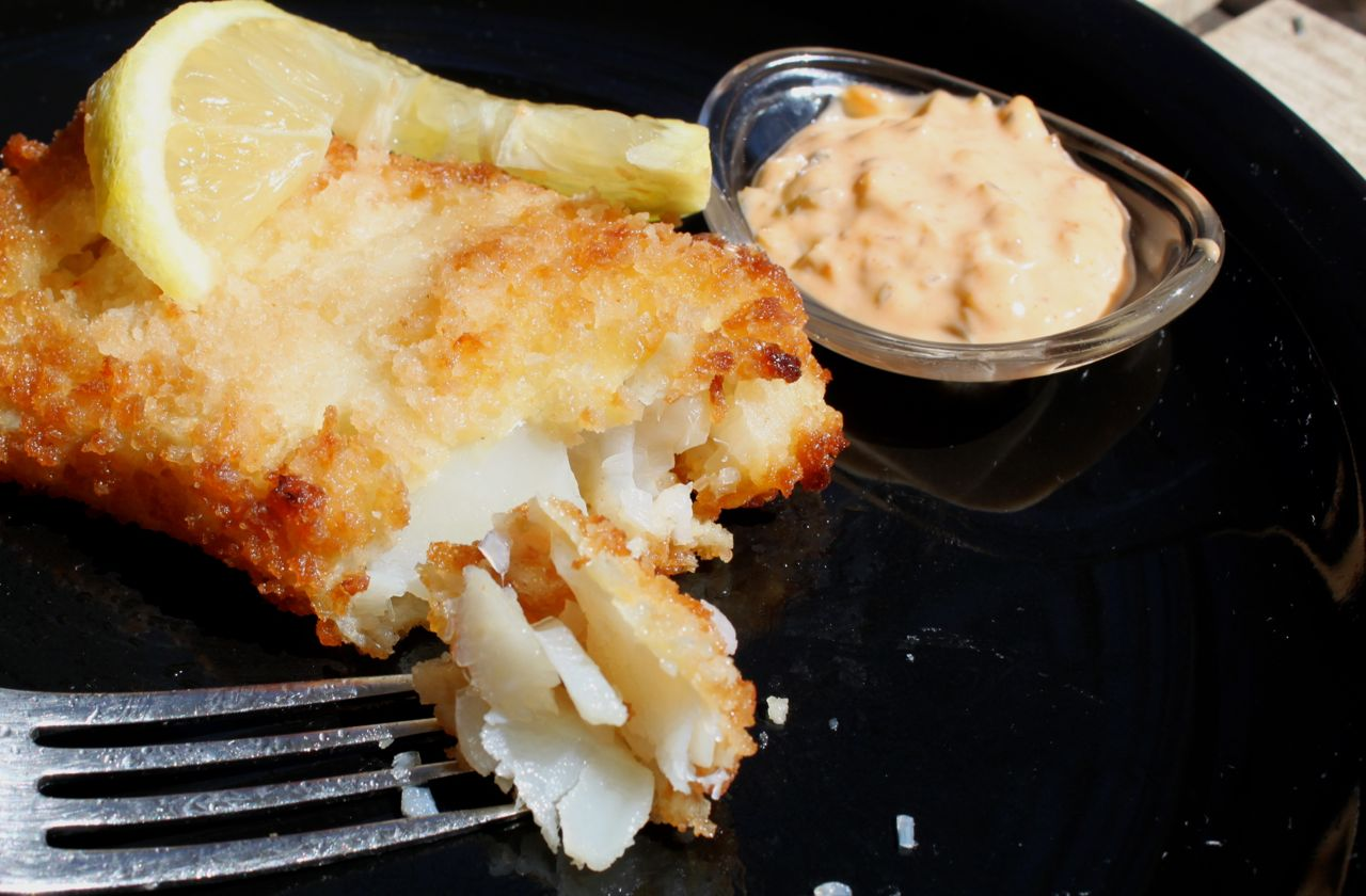 Mama 39 s high strung blog archive crispy fried fish with for Tartar sauce for fish