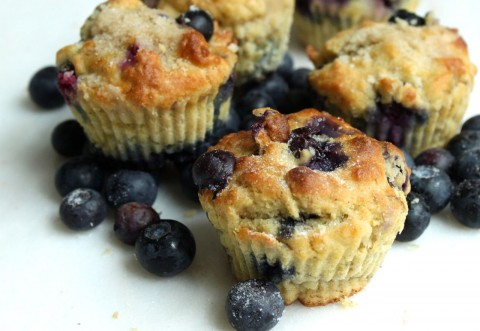 GF Blueberry Muffins2
