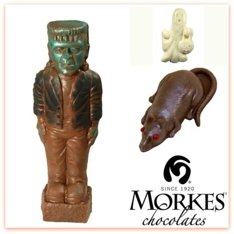 Morkes Halloween Chocolates