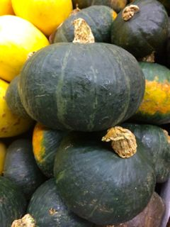 All About Winter Squash. Buttercup Squash - Dark green, dense and squat, sometimes with a turban on top, these squash are amazingly sweet.