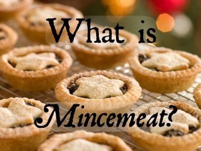 Extra Helpings: What is Mincemeat?