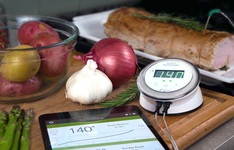 The Smart Kitchen: iDevices Kitchen Thermometer