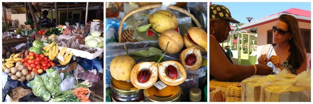 Grenada's Spice Market