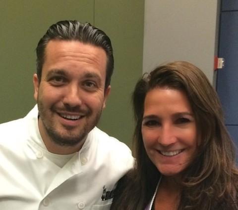 Chef Fabio and Me