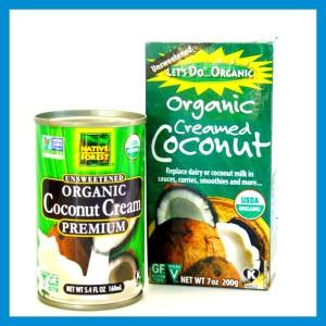 Coconut Cream-Mama's High Strung