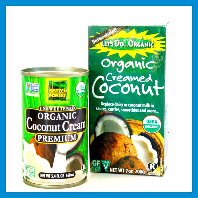 how to make coconut cream from fresh coconut milk