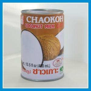 Coconut Milk-Mama's High Strung