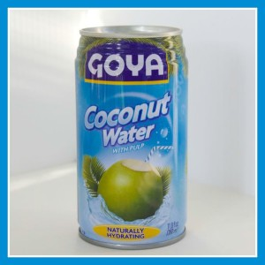 Coconut Water - Mama's High Strung