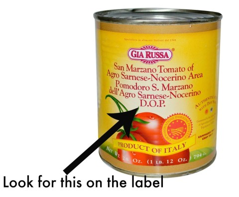 San Marzano Tomatoes: Why are these so special? http://mamashighstrung.com/blog/2014/07/what-are-san-marzano-tomatoes/