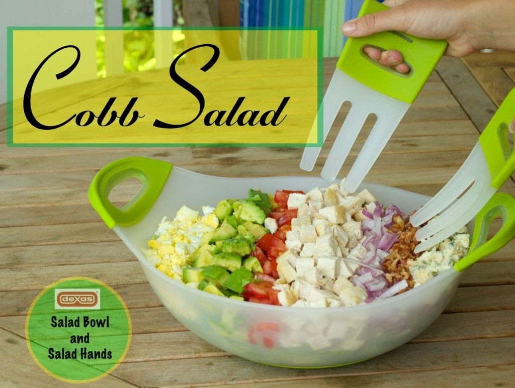 Cobb Salad Mama's High Strung