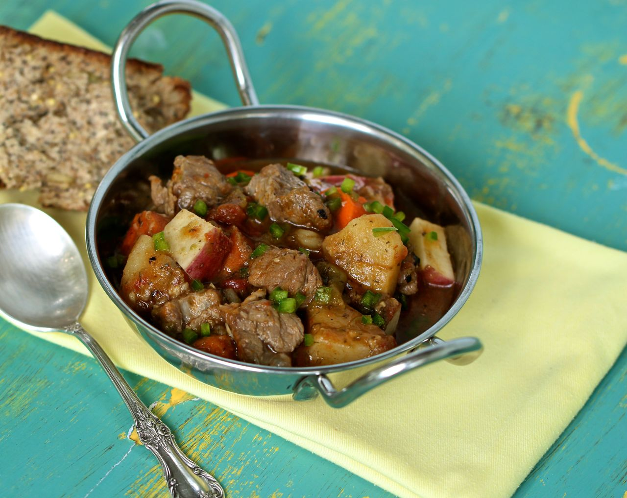 ... Blog Archive Ivy's Green Chile Lamb Stew - Mama's High Strung
