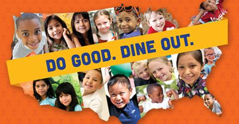 No Kid Hungry Dine Out September 2014