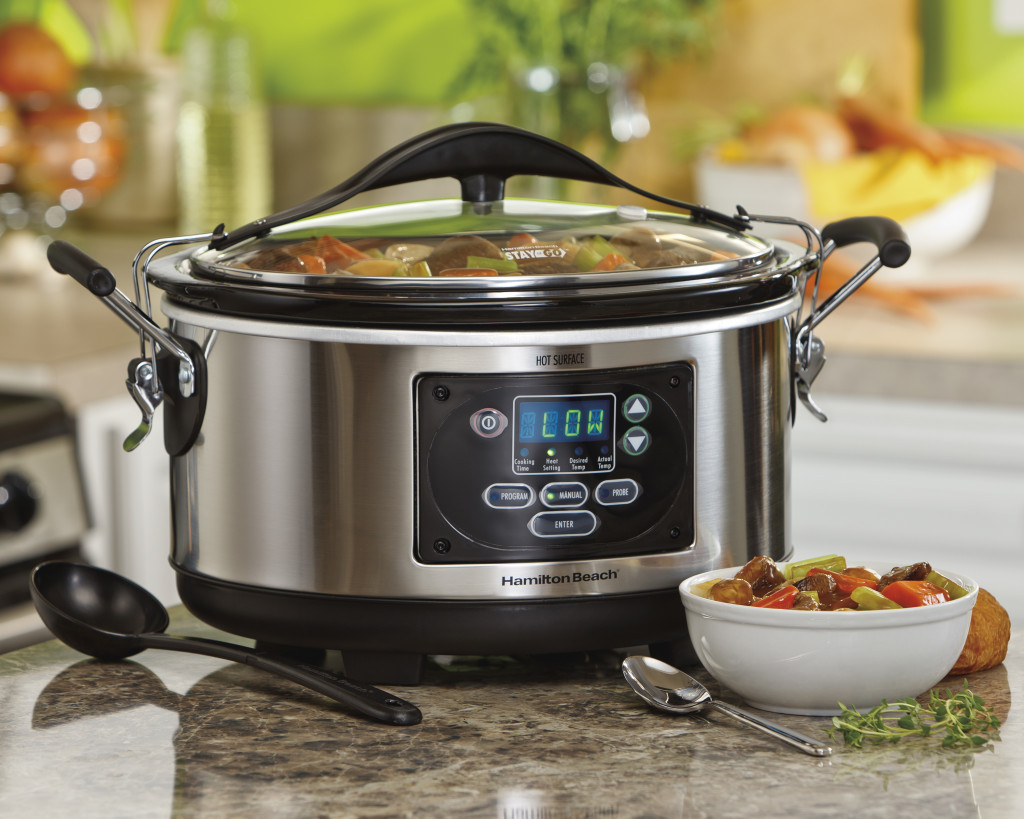 Mama's High Strung -  Hamilton Beach® Set 'n Forget® 6 Qt. Programmable Slow Cooker
