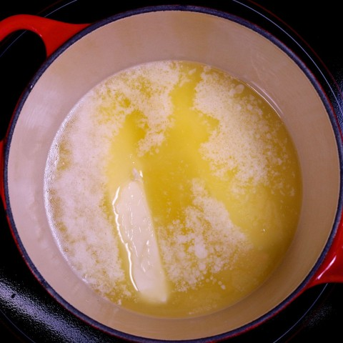 How To Make Drawn Butter... a step-by-step tutorial! http://mamashighstrung.com/blog/?p=11073