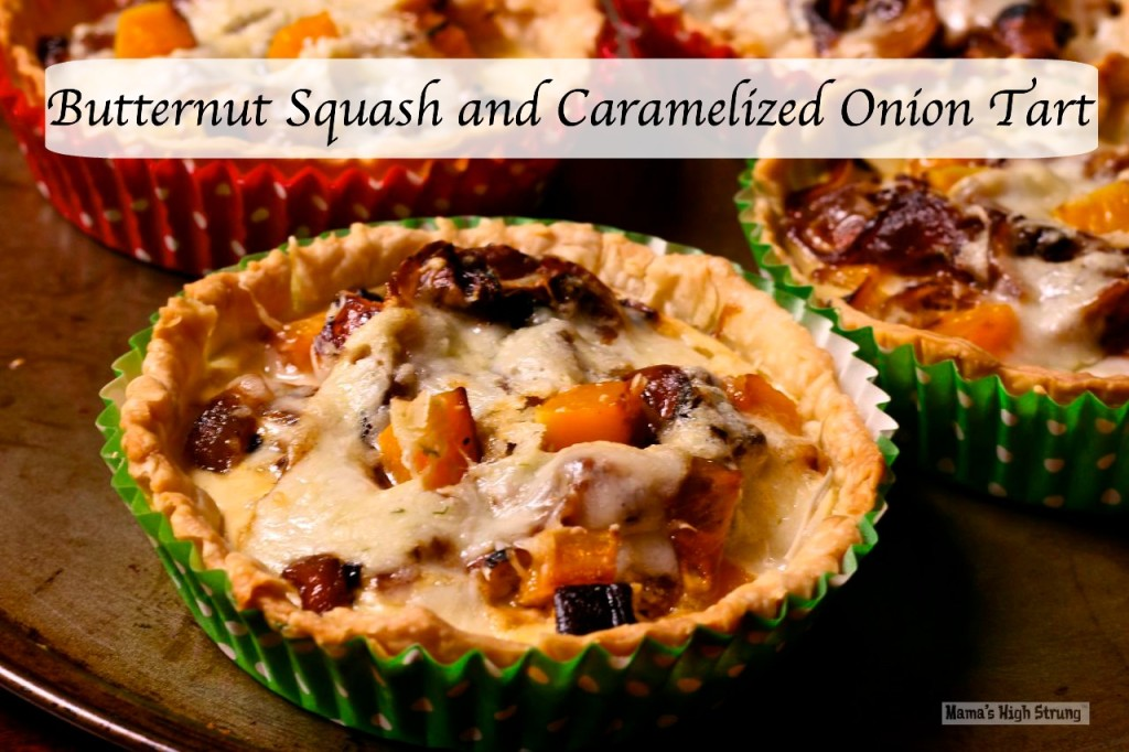Butternut Squash and Caramelized Onion - MHS