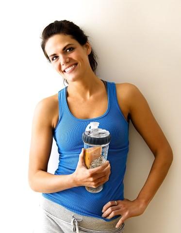 BPA Snack Duo Water Bottle