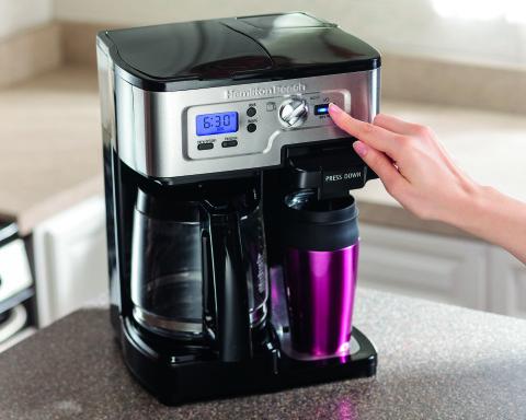 Hamilton Beach® FlexBrew® 2-Way Coffemaker
