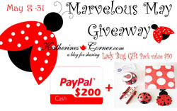 marvelous may giveaway button3